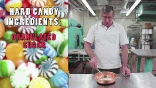 Hard Candy Chemistry!