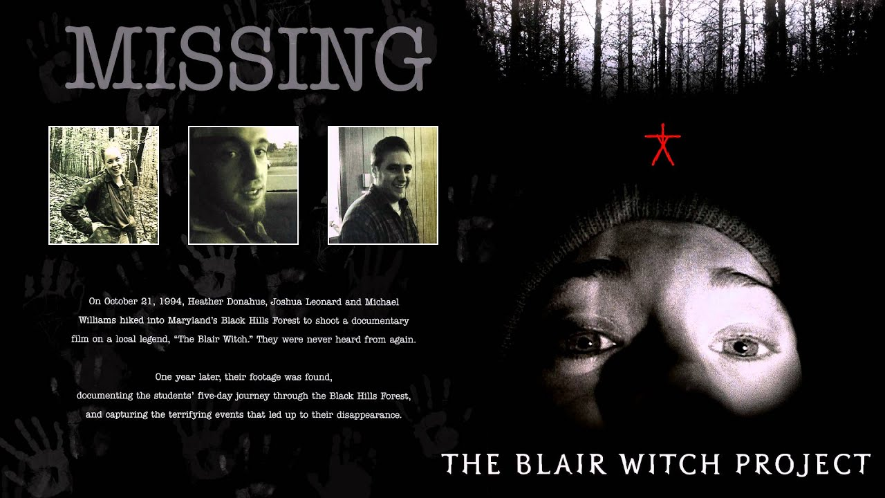 watch the blair witch project The blair witch project (1999) - hollywood movie watch online starring - heather donahue, michael c williams, joshua leonard director - daniel myrick, eduardo sánchez genre - horror, mystery movie info -.