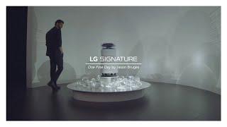 LG at IFA 2018 - LG SIGNATURE