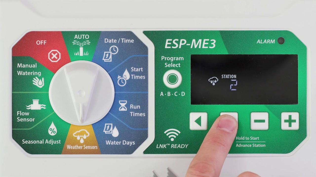 Zonen Rain Bird  Erweiterungsmodule für Steuergerät ESP-ME3 oder 6 zusätzl