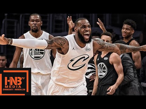 ad9912cfaca Team LeBron vs Team Stephen Full Game Highlights   Feb 18   2018 NBA All-Star  Game
