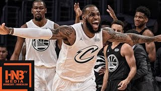 Team LeBron vs Team Stephen Full Game Highlights / Feb 18 / 2018 NBA All-Star Game Video