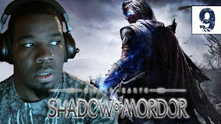 Middle Earth Shadow of Mordor Gameplay Walkthrough Part 9 Monument - Lets play