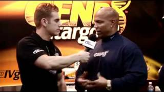 2010 Arnold Classic IFBB Pro Shawn Ray tell us about Genr8 S2 Vitargo