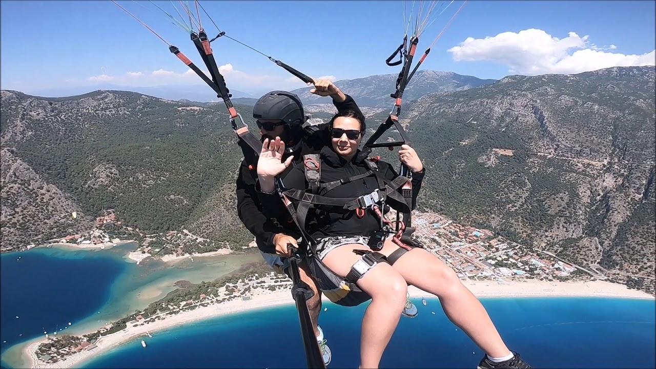 New Trend Fethiye and Skywalk Cable Car to carry paragliders