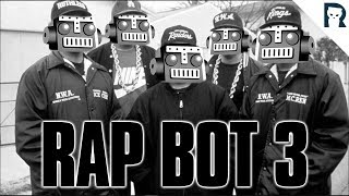 Rap Bot (Game 3) /w chat - Lirik Stream Highlights #93