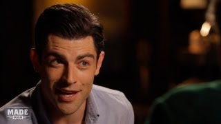 Interview with Max Greenfield - Speakeasy