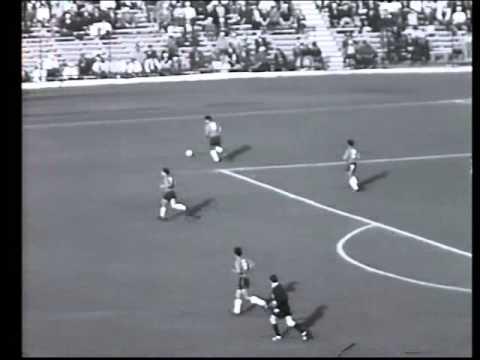 World Cup Chile 1962 - 3rd place match - Chile - Yugoslavia (Mundial)