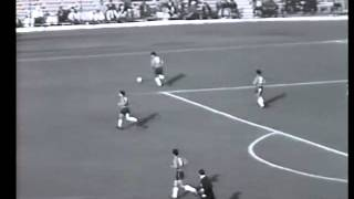 World Cup Chile 1962 - 3rd place match - Chile - Yugoslavia (Mundial)