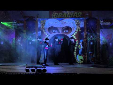 Imitador Mexicano de Michael Jackson 2011