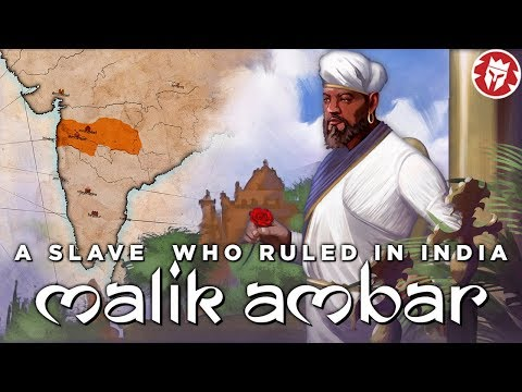 Malik Ambar: African King in the Heart of India