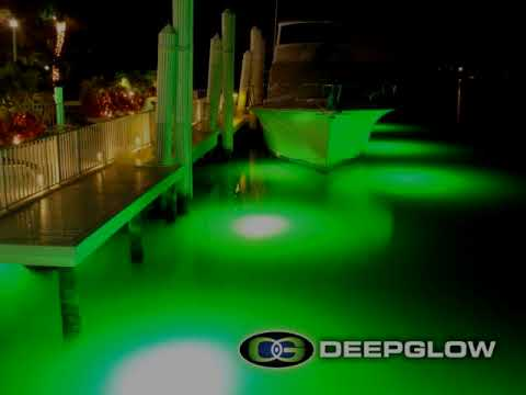 deep glow lights attract hungry snook youtube