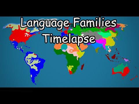 EU4 Timelapse   Language Families