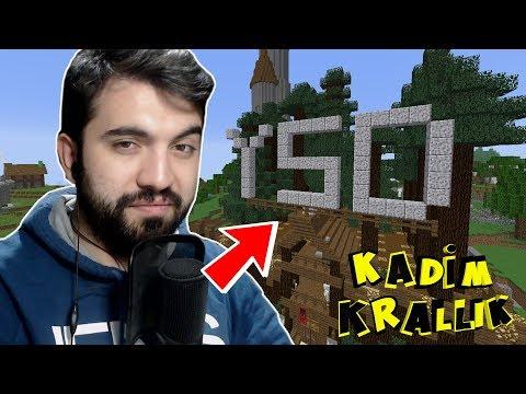 DAYIYA CİLALI DİYORİT TROLLÜ (YSD) !!! | Minecraft: Kadim Krallık | Bölüm 126
