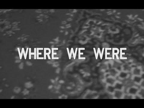 Gus Harrower - Where We Were (Live)