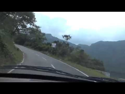 Ooty to Mysore, dangerous hill road with hairpin bend, Kalhatti Ghat
