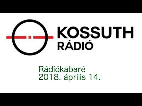 Rádiókabaré 2018. április 14.