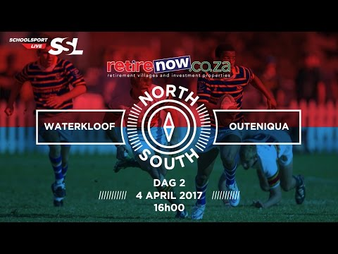 North South: WaterKloof XV vs Outeniqua XV, 04 April 2017