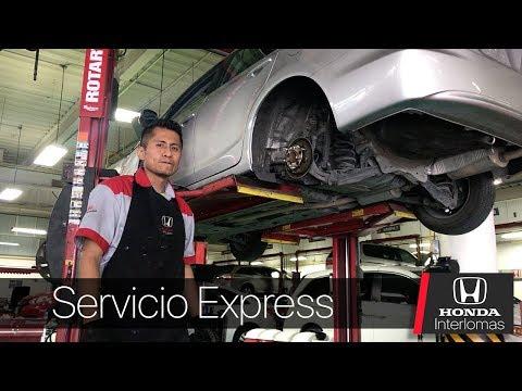 HONDA SERVICIO EXPRESS
