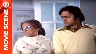 Moushumi Chatterjee Become a Vinod Mehra's Aunt - Zindagi