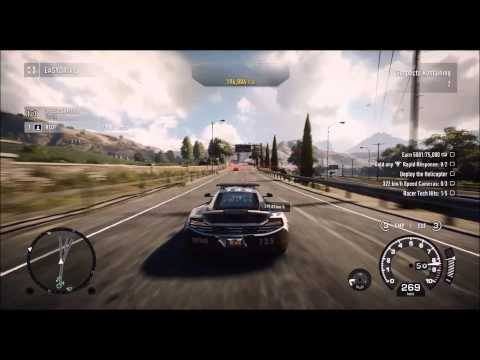 Need for Speed Rivals gameplay on R9 290, Ci7 4790K.