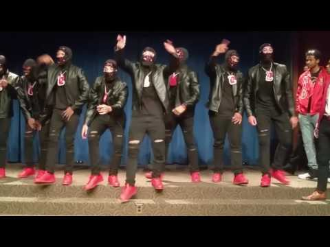 Kappa Alpha Psi Spring 16 Probate: Alpha Chapter Indiana University