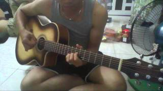 Test Guitar Acoustic for Newbie