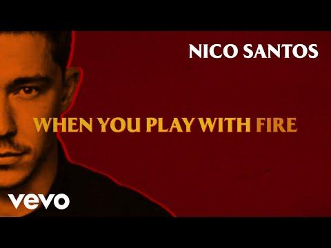 Nico Santos - Play With Fire (Lyric Video)