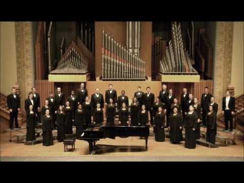 Le Jeune: Revecy venir du printemps (University Singers)