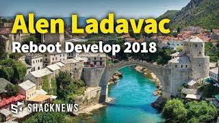 CTO of Croteam Alen Ladavac Talks Serious Sam 4 & Reboot Develop 2018
