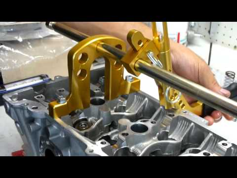 riva valve spring compressor youtube