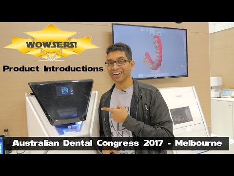 Australian Dental Congress 2017 - Product Samples