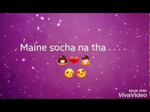 Ek din aap yun humko mil Jayenge Lyrical | Viva Video