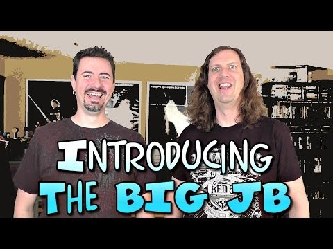 New Show: The BIG JB Intro + PC Game Reviews