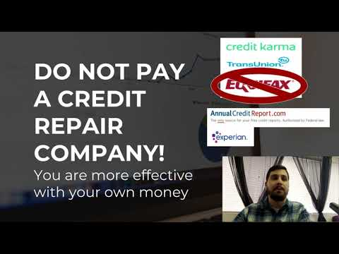 Ultimate Guide to Credit - Building Credit from no Credit or Bad Credit