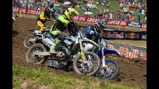 Take a full moto ride with Daniel Lippman as he races the 125 All S...