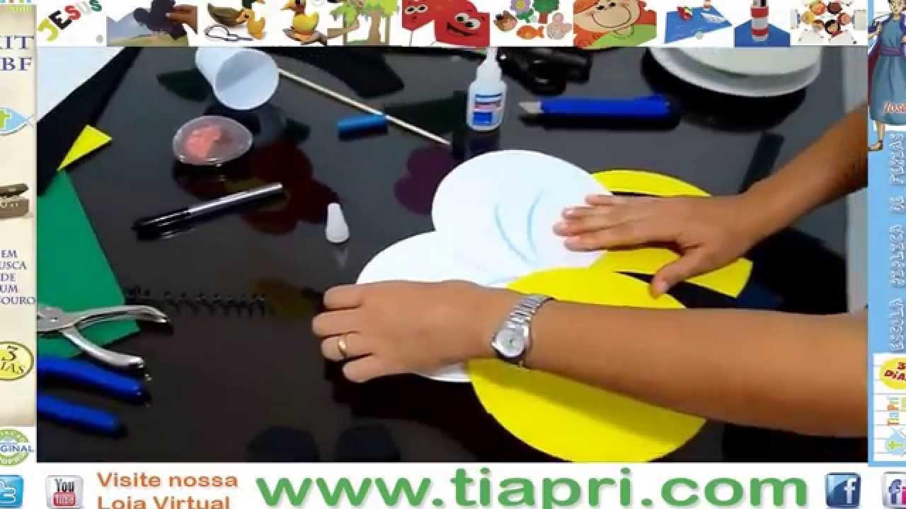 Mobiles De Eva Para Educao Infantil Fichas De Eva Com Nomes Para  -> Modelo De Painel Com Animais Facil De Fazer Em Eva Para Enfeitar Sala De Becario