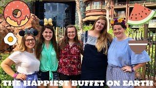 the best buffet at walt disney world   Disney College Program