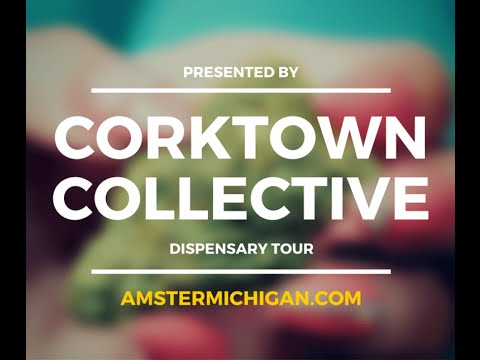 Dispensary Tour - Corktown Collective in Detroit, MI - Medical Marijuana Collective