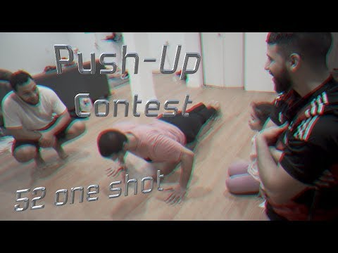 Blizzard in NYC & Push-Up Contest! | Yousif Saleh
