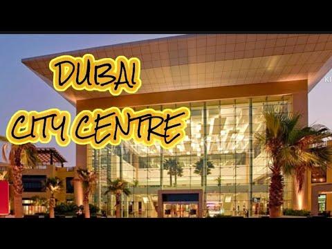 DUBAI CITY CENTRE SHOPPING MALL VLOG / DUBAI - UAE / DUBAI T