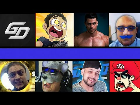 gamers dando Rage #6