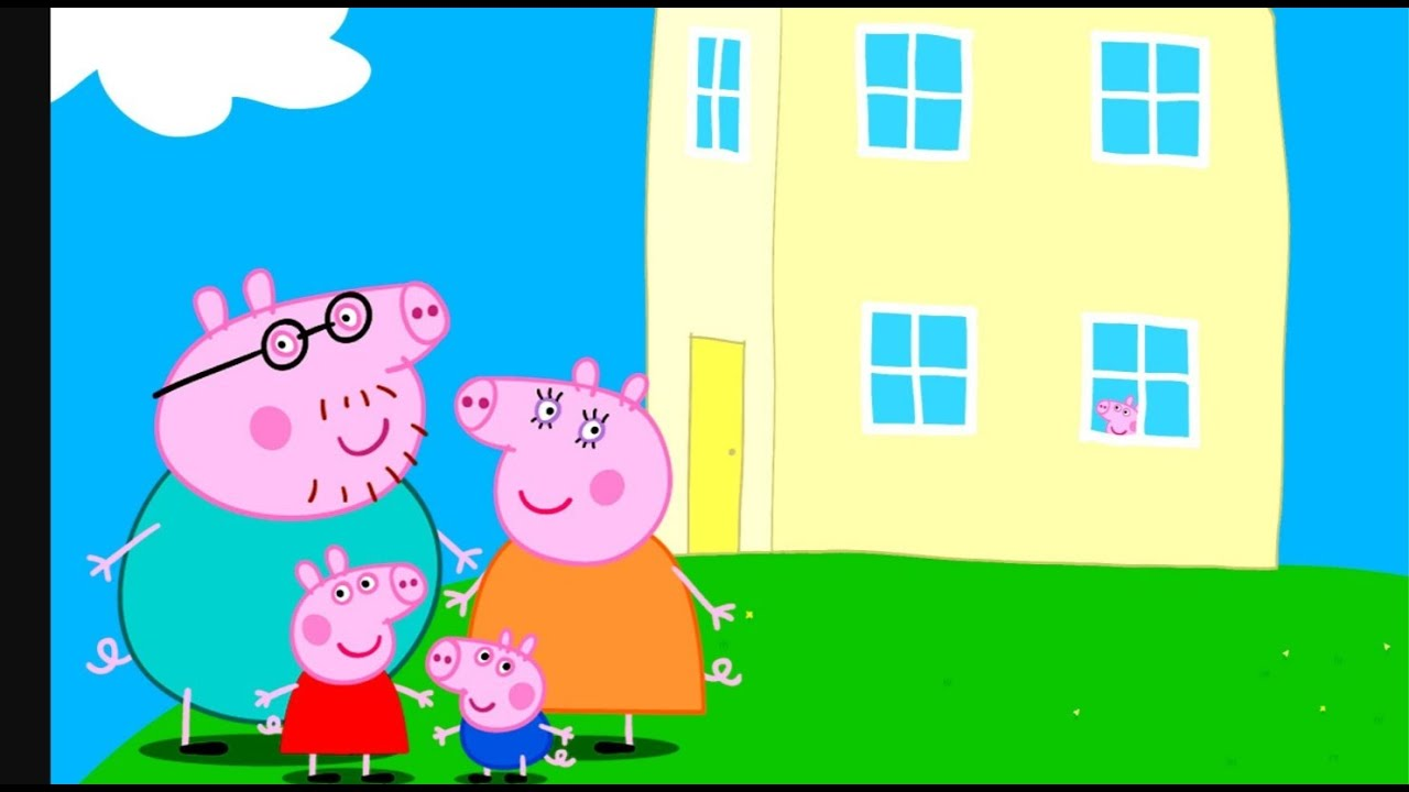Peppa Pig House Wallpaper Horror Peppa Pig House Wallpaper Enjpg We Have 67 Background Pictures For You Pok Hart