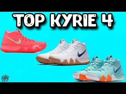 Top 10 Nike Kyrie 4 Basketball Shoes 2018!