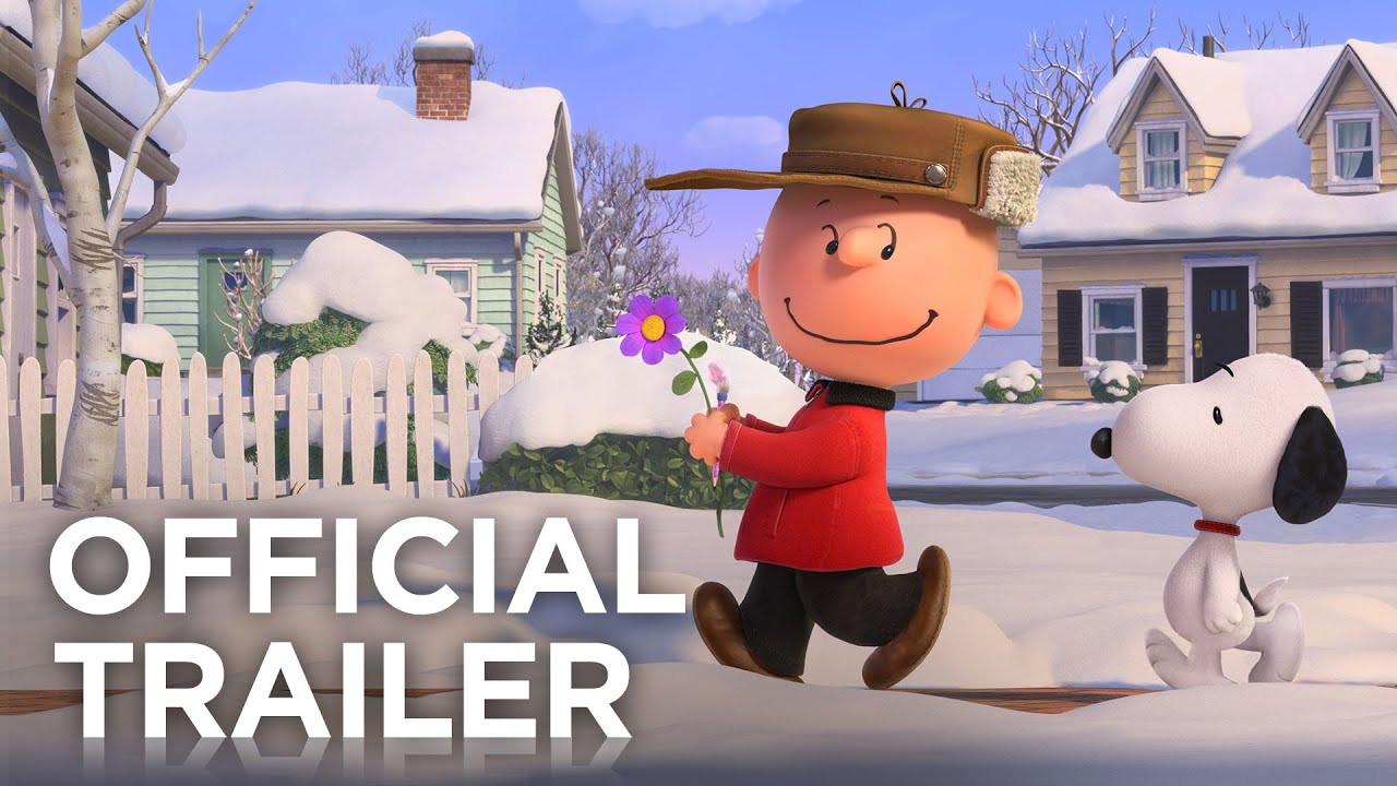 snoopy and charlie brown the peanuts movie official hd trailer 3 youtube - Charlie Brown Christmas Streaming