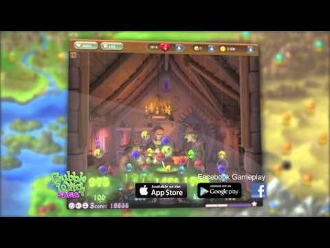 Bubble Witch Saga TV commercial