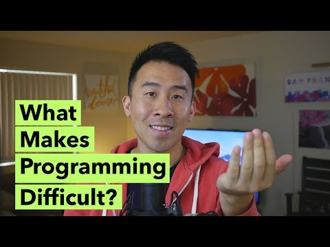 What Makes Programming Difficult?