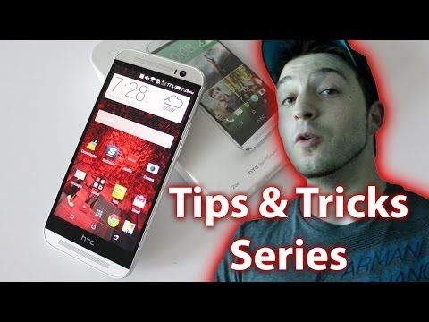New HTC One M8 Tips, Tricks & Tutorial Series - How To Use The HTC One M8