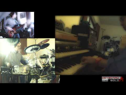 One Man Band - MOOG MF Drive Improvisation