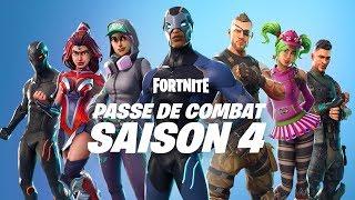 Passe de combat Saison 4 | Disponible maintenant ! thumbnail